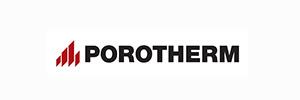 logo porotherm.w